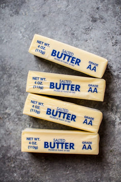 DOS PINOS BUTTER NO SALT 115G.