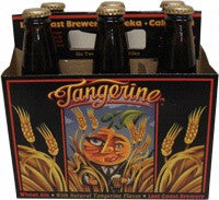 LOST COAST BEER TANGERINE WHEAT 6 PACK