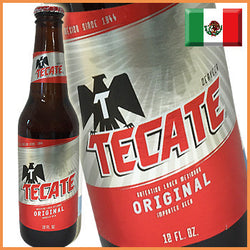 BEER TECATE 355ML.