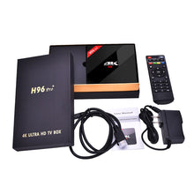 SmartOne Plug 'n Play H96 Android 7.0 TV Box