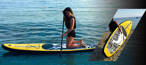 Swordfish Stand Up Paddleboard