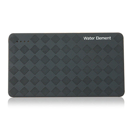 Water Element Power Bank 10000mAh For iPhone & Android External Portable Battery For Phone