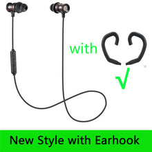 Fitness Bluetooth Earphone Wireless Earbud Stereo Headset With Mic