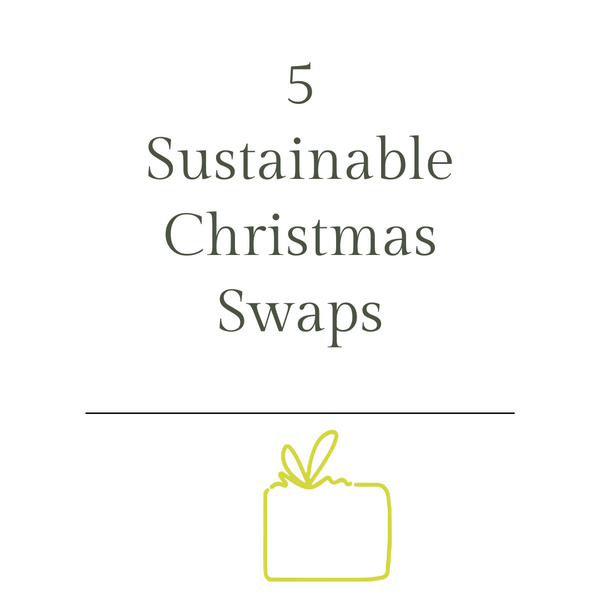 5 Sustainable Christmas Swaps