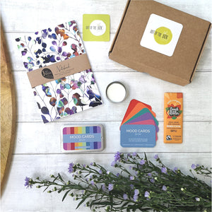Letterbox friendly gift for wellbeing