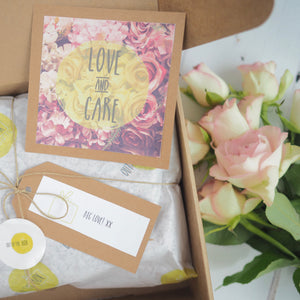 love and care gift box