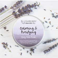 Load image into Gallery viewer, Blushberry Botanicals Face Masks