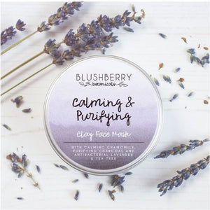 Blushberry Botanicals Face Masks