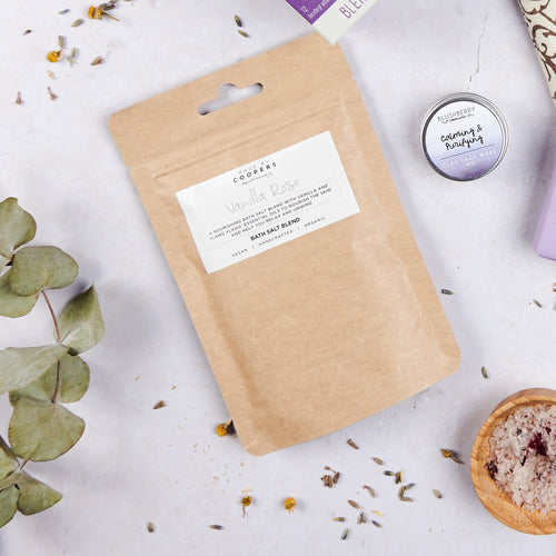 Bath Salts Self Care Gifts