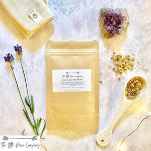 Calming Himalayan Crystal Bath Salts