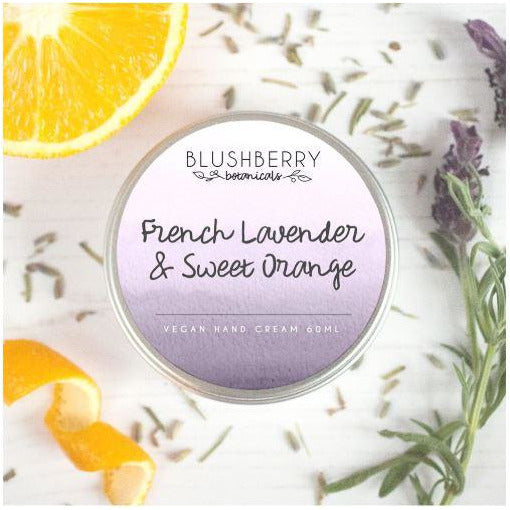 Blushberry Botanicals Nourishing Hand cream