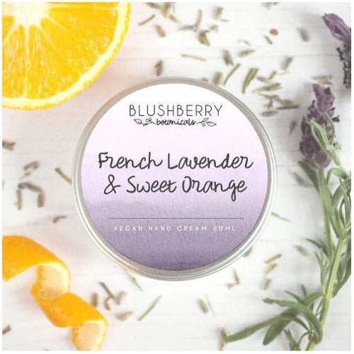 Relaxing Hand Cream Vegan