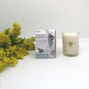 Mummy Vegan Soy Wax Candle