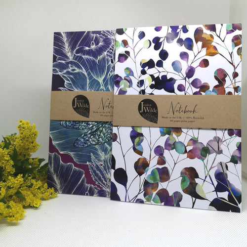 eco friendly notebook gift