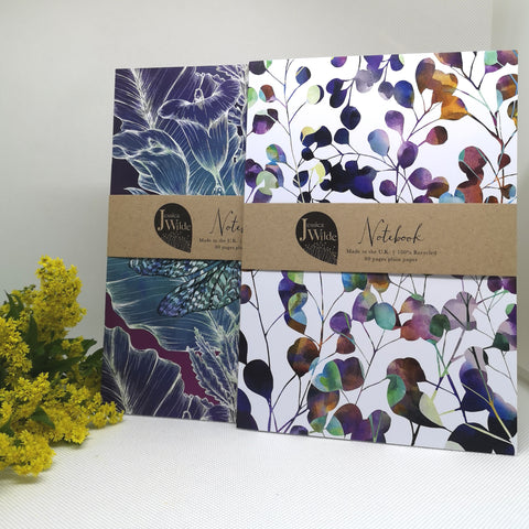 Jessica Wilde Designs Notebooks