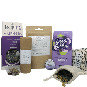Vegan Relax Gift Box