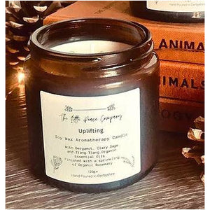 Uplifting Soy Wax Candle