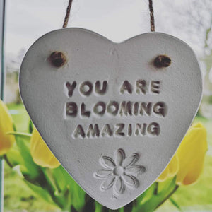 you are blooming amazing relax gift