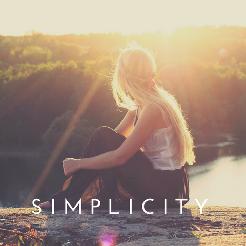 simplicity, destress, relax, calm, motherhood,