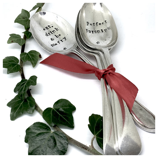 Christmas Table Spoons