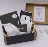 Welcome to the World Gift Box - For new babies.