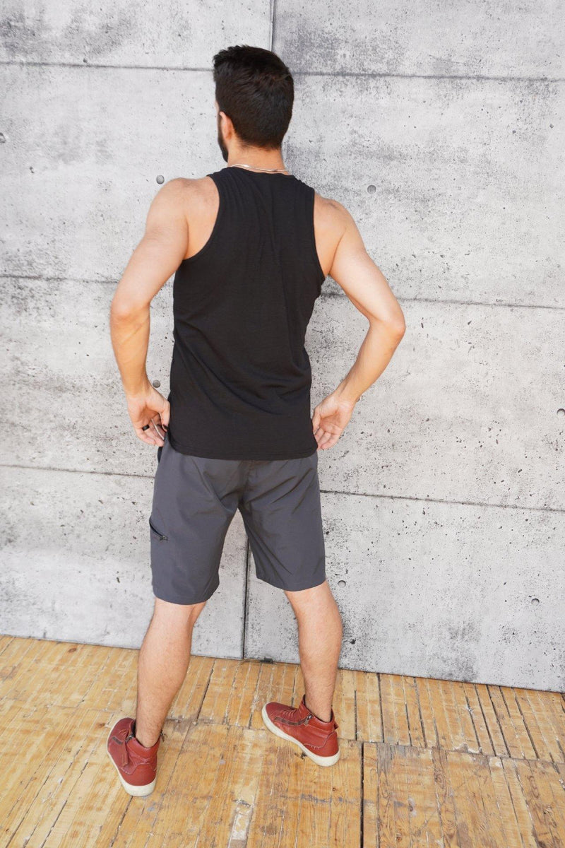Tendude Tank Top with Pocket