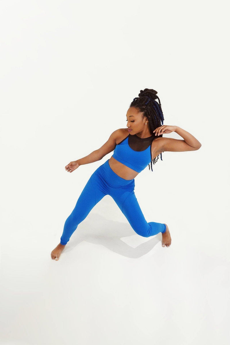 BLUEBERRY - TWEEN SPORTS BRA