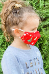 Christmas Tree Essential Kids Mask From PinkTag
