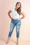Like Me For Me Boyfriend Jeans From PinkTag
