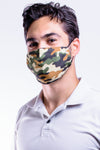 Woods Camo Next Level Mask