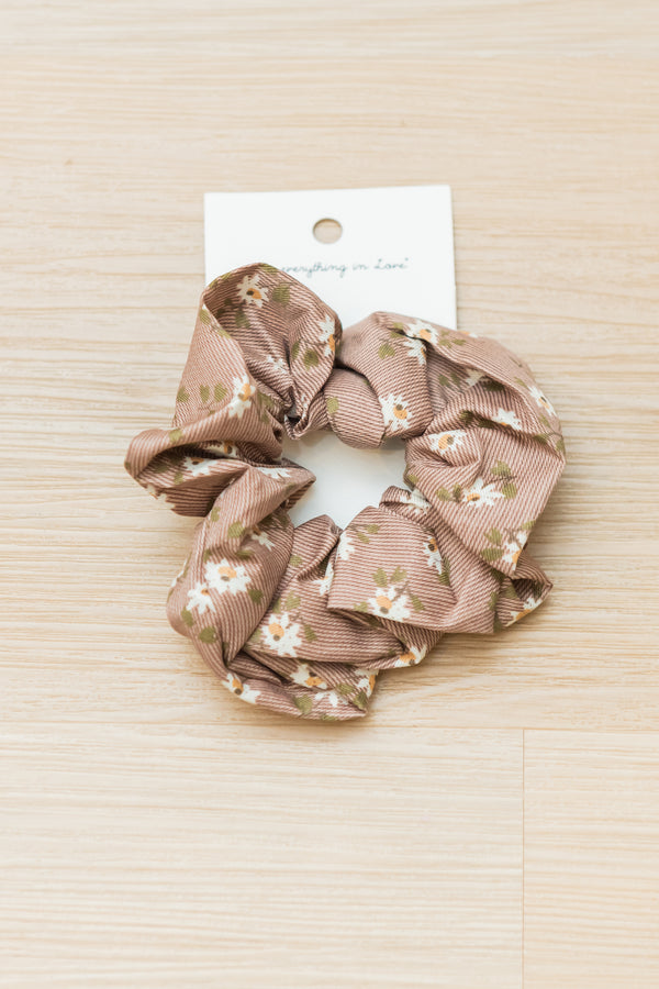 Do Everything In Love Scrunchie