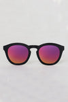 Pink Val Acetate Framed Sunglasses