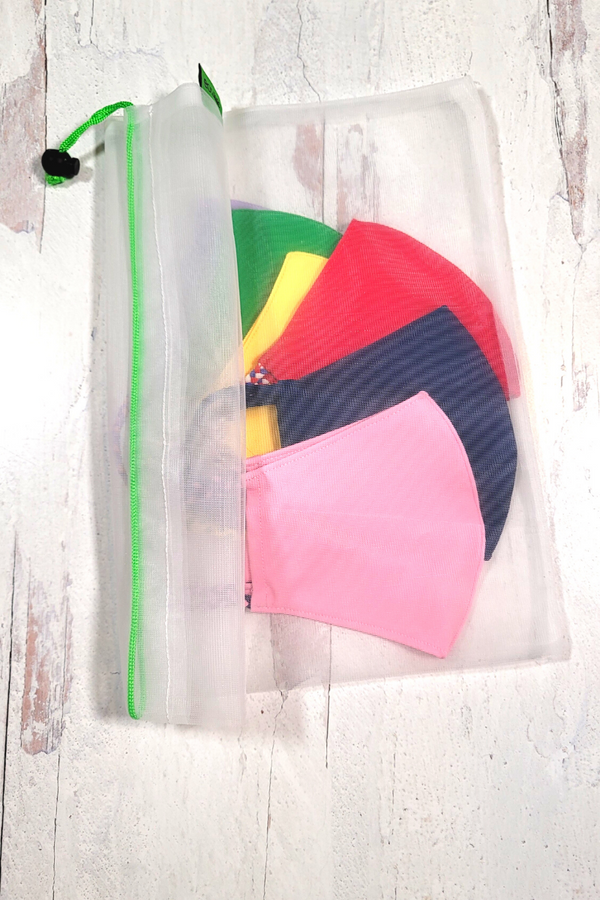 Laundry Bag for Masks