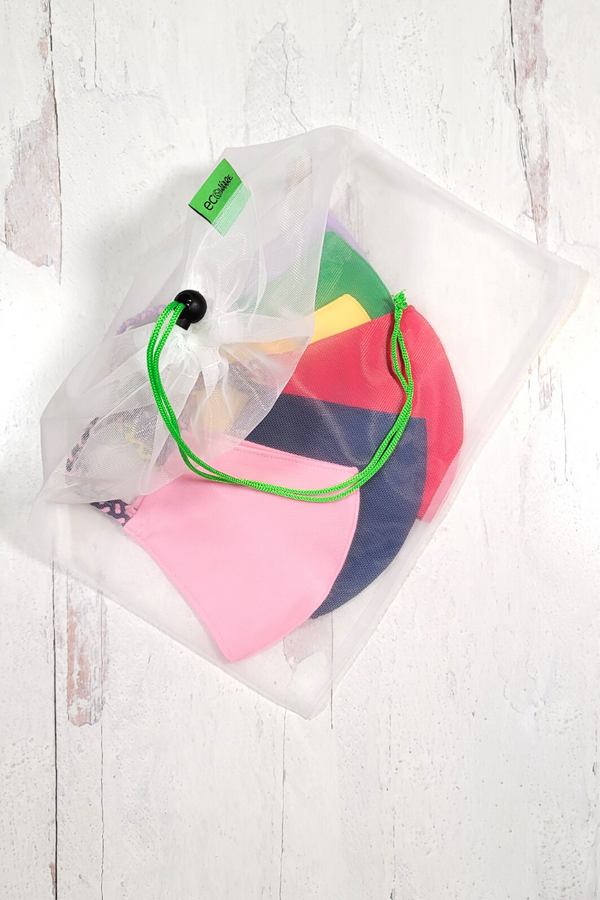 Laundry Bag for Masks From PinkTag