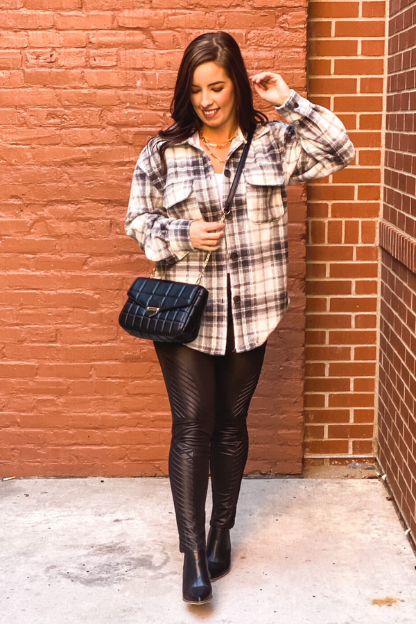 Camo & Coral/Peach Stripe Neoprene Tote From PinkTag
