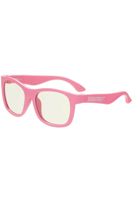 Navigator Blue Light Blocking Glasses (Kids 6+) Pink