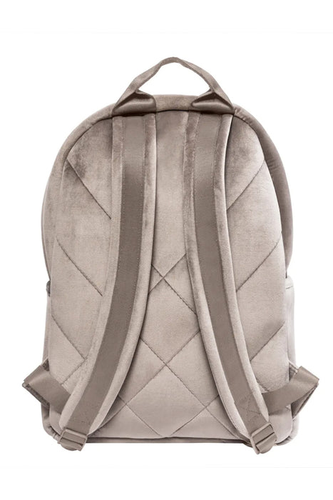 Vixen Fawn Gray Backpack- Velour Finish
