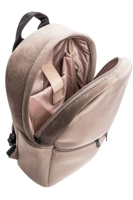 Vixen Fawn Backpack- Velour Finish