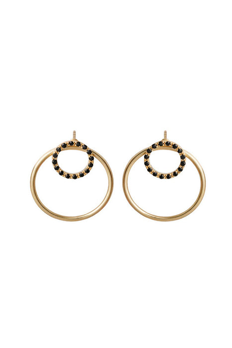 Sadie Hoop Earrings