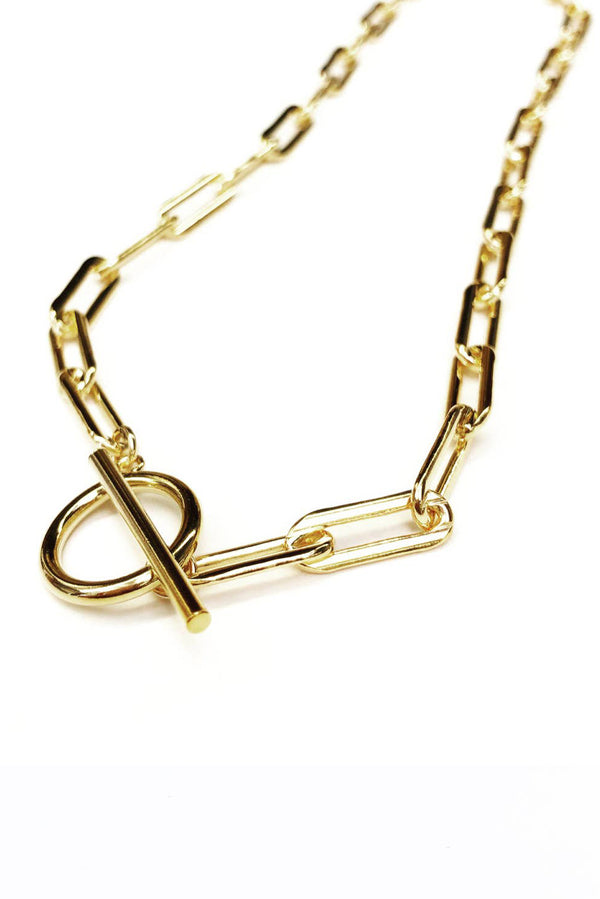 Krystal Chain Necklace