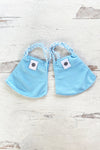 Light Blue Simple Masks- 2-Pack