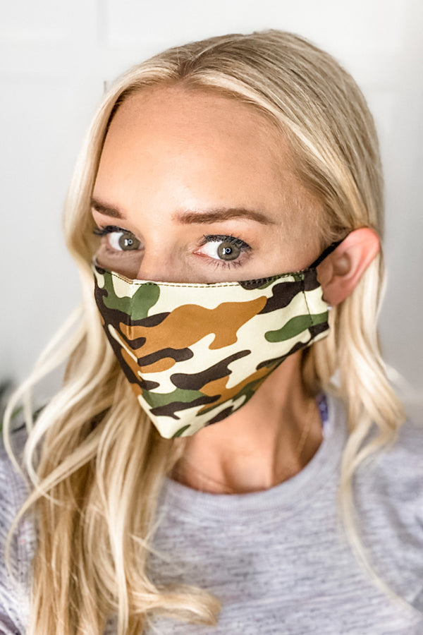 Camo Next Level Mask