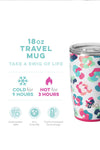 18oz Swig Party Animal Travel Mug
