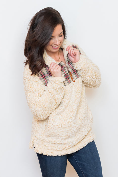 Women Wearing It's Better In The Mountains Pullover