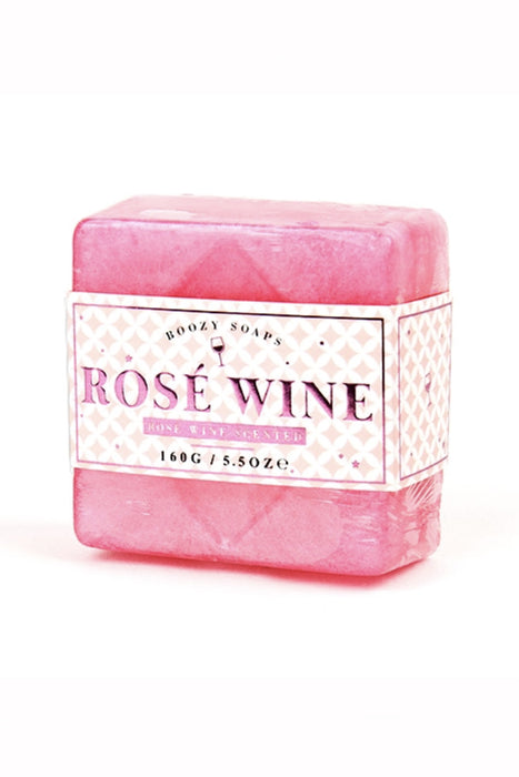 Rose Wine Boozy Soap