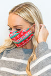 Under the Mistletoe Essential Mask