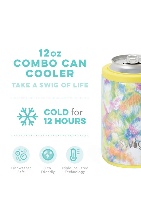 Swig You Glow Girl Combo Cooler (12oz Cans & Bottles)