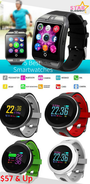 5 Best Smartwatches