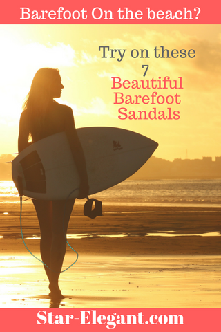 barefoot sandals an anklets review