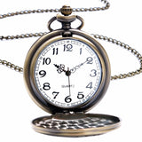 Vintage Bronze Emt Pocket Watch - Watches